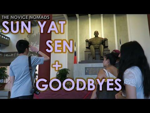 Sun Yat Sen Memorial Hall | TAIWAN VLOG