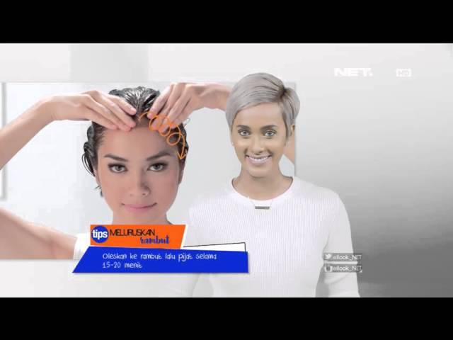 Ilook Tips Meluruskan Rambut Tanpa Rebonding Youtube