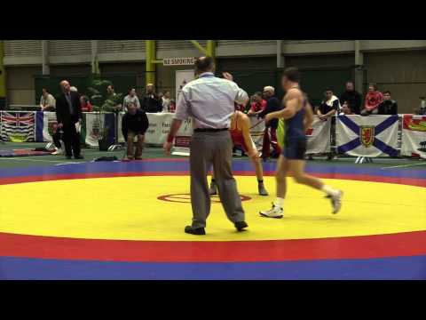 2014 Junior National Championships: 60 kg Brendan Sepella vs. Mitch Winchester