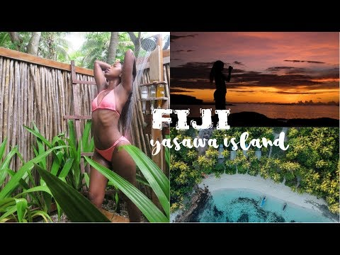 FIJI 2018, Yasawa Islands | Barefoot Manta Resort, Travel Video