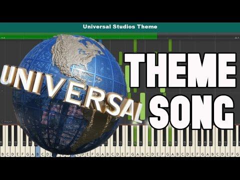Universal Studios Theme Piano Tutorial - Free Sheet Music