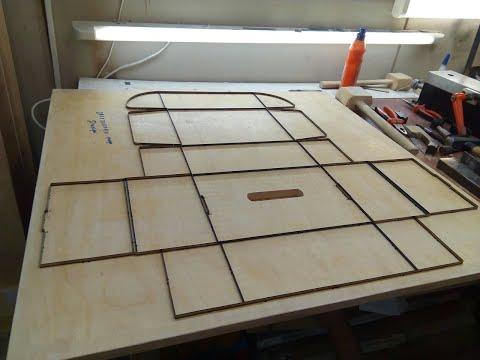 Производство шаблонов и картонных коробок малого тиража
