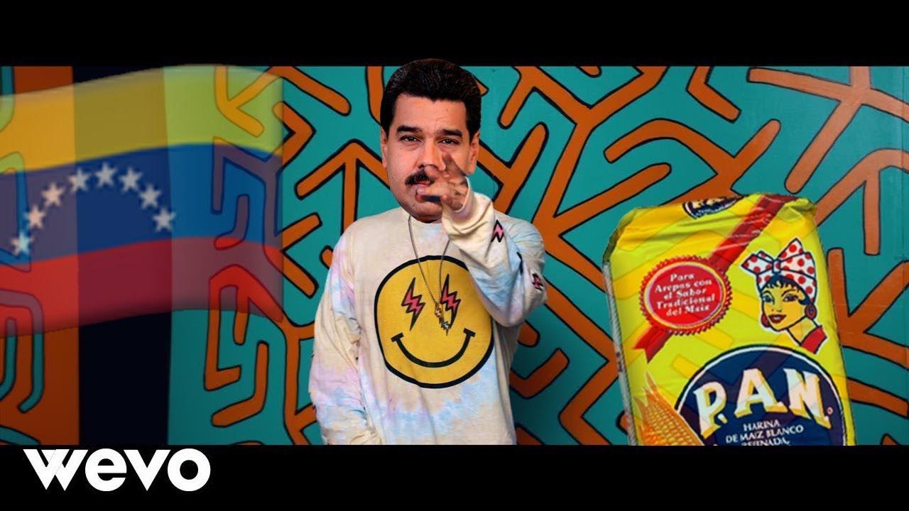 J Balvin, Bad Bunny, Nicky Jam, Willy William - MI GENTE ft. Maduro (PARODIA VENEZOLANA)