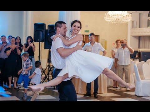 Шикарный свадебный танец \