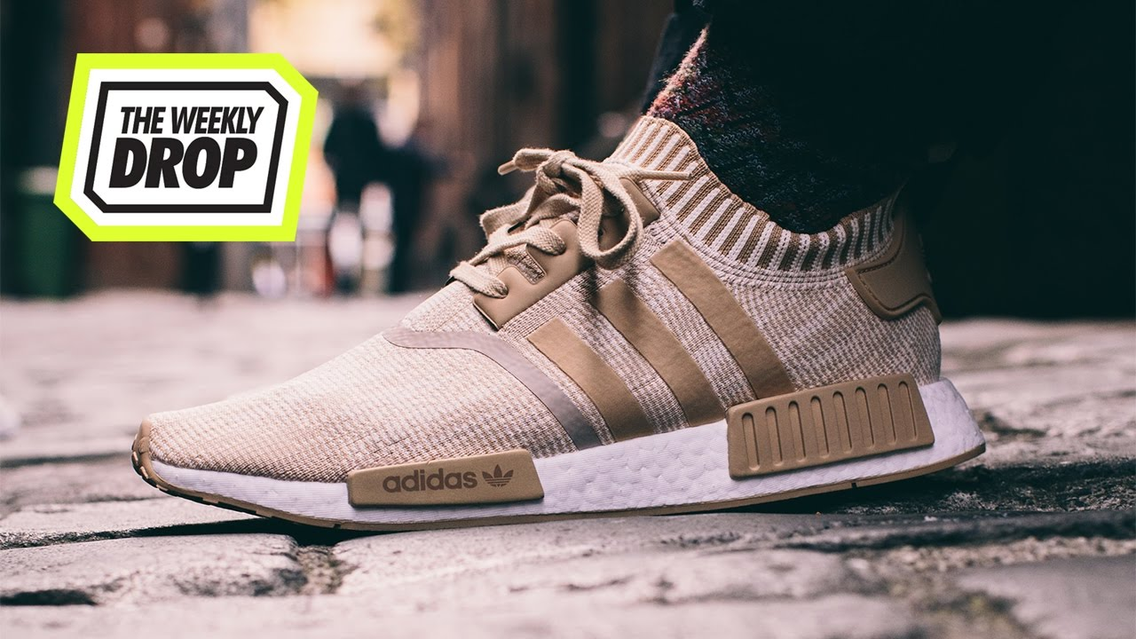 sale retailer 50980 670e1 The Packer Shoes x adidas Consortium NMD R1 Primeknit releas