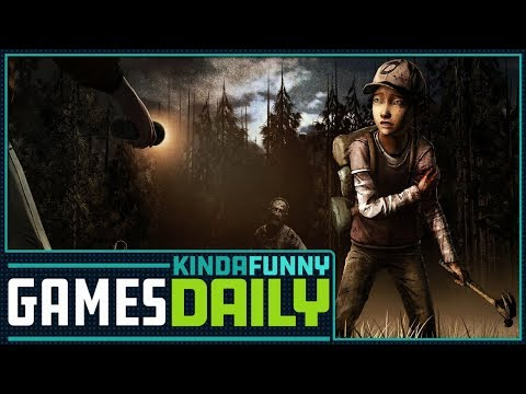 Telltale Layoffs - Kinda Funny Games daily 11.07.17