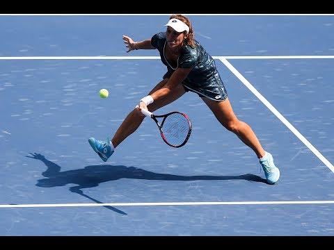 2017 Wuhan Open First Round | Varvara Lepchenko vs Madison Keys | WTA Highlights