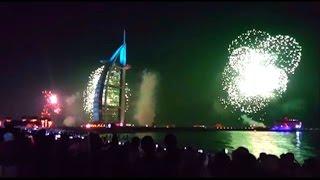 31st night dubai / Burj Al Arab hotel