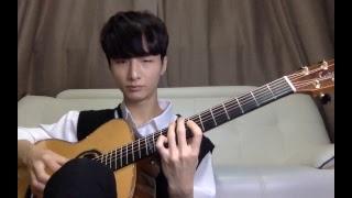 Sungha's Live On Youtube!!