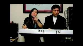 Hindi Magmamaliw (slow jazz version) sung by: Stella S. Opon accompanied by Lando P. Opon
