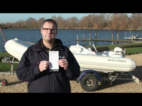Introduction to your Williams tender