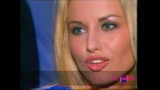"Supermodel Adriana Karembeu interview on tve 1999...........MUSIC by  LOLLITA "" I want you"""