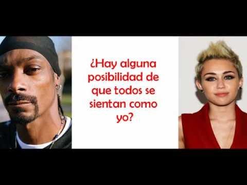 Ashtrays and Heartbreaks - Snoop Dogg ft. Miley Cyrus (Traducida al Español)