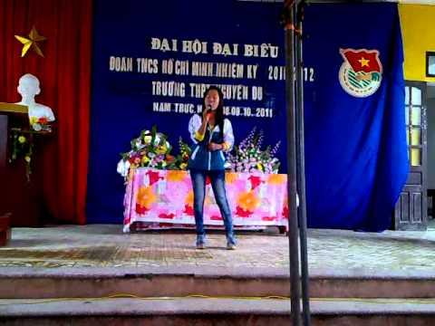 Vu Hong Dinh 12B THPT Nguyen Du Nam Dinh