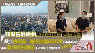 Publication Date: 2020-08-14 | Video Title: 大灣區|惠州后浪悅府|深圳城軌14號線沙田站|臨深片區筍盤|
