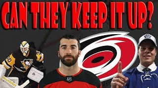 Can These 5 PLAYERS/TEAMS Continue The Current Pace They Are on In the NHL 2018 Season?