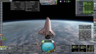 Kerbal Space Program/RO - ISS Assembly 01 - Zarya, Unity, Zvezda