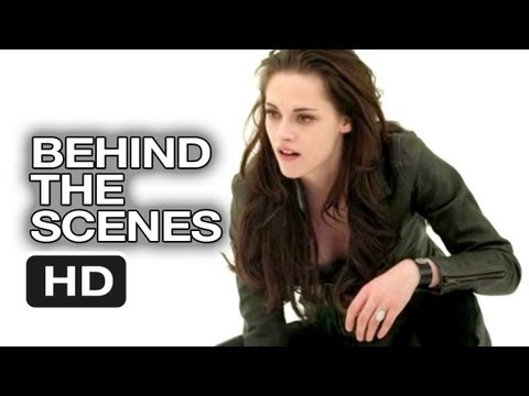 The Twilight Saga: Breaking Dawn Part 2 - Behind The Scenes - Bella's Transformation (2012) HD