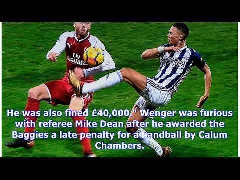 Arsenal news: Gunners boss Arsene Wenger handed THREE-MATCH suspension after referee blast