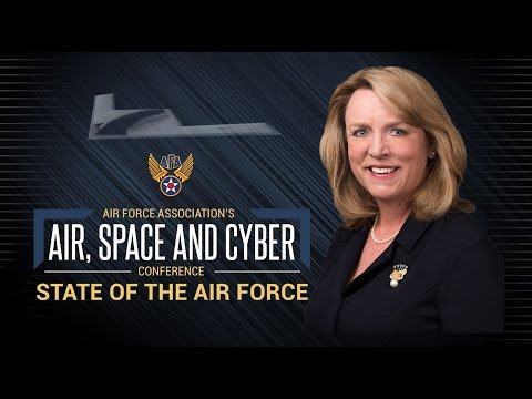 2016 Air Force Association's Air, Space and Cyber Conference: State of the Air Force