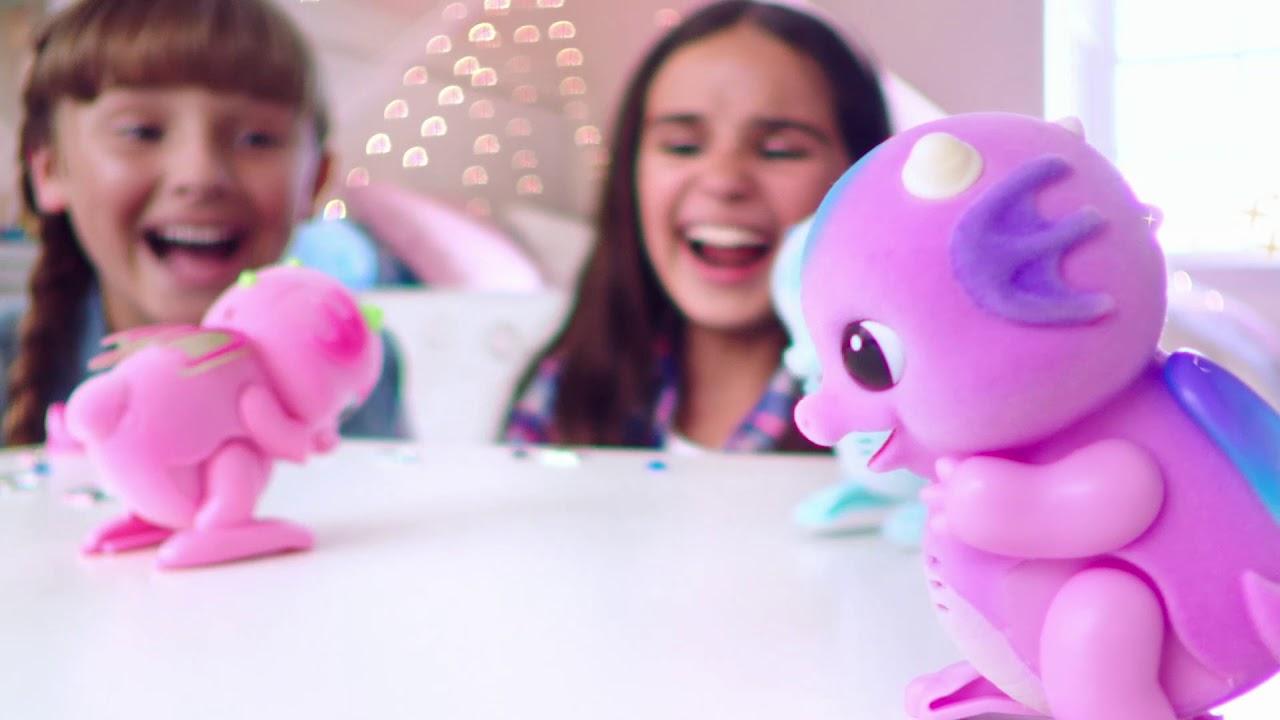 Little Live Pets Surprise Dragon Smyths Toys Youtube