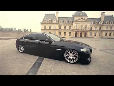 Suspens o a ar em BMW serie 5