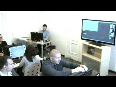 3D Technology Park Poznań - szkolenie z Ł. Świerczyńskim i D. Wróblewskim