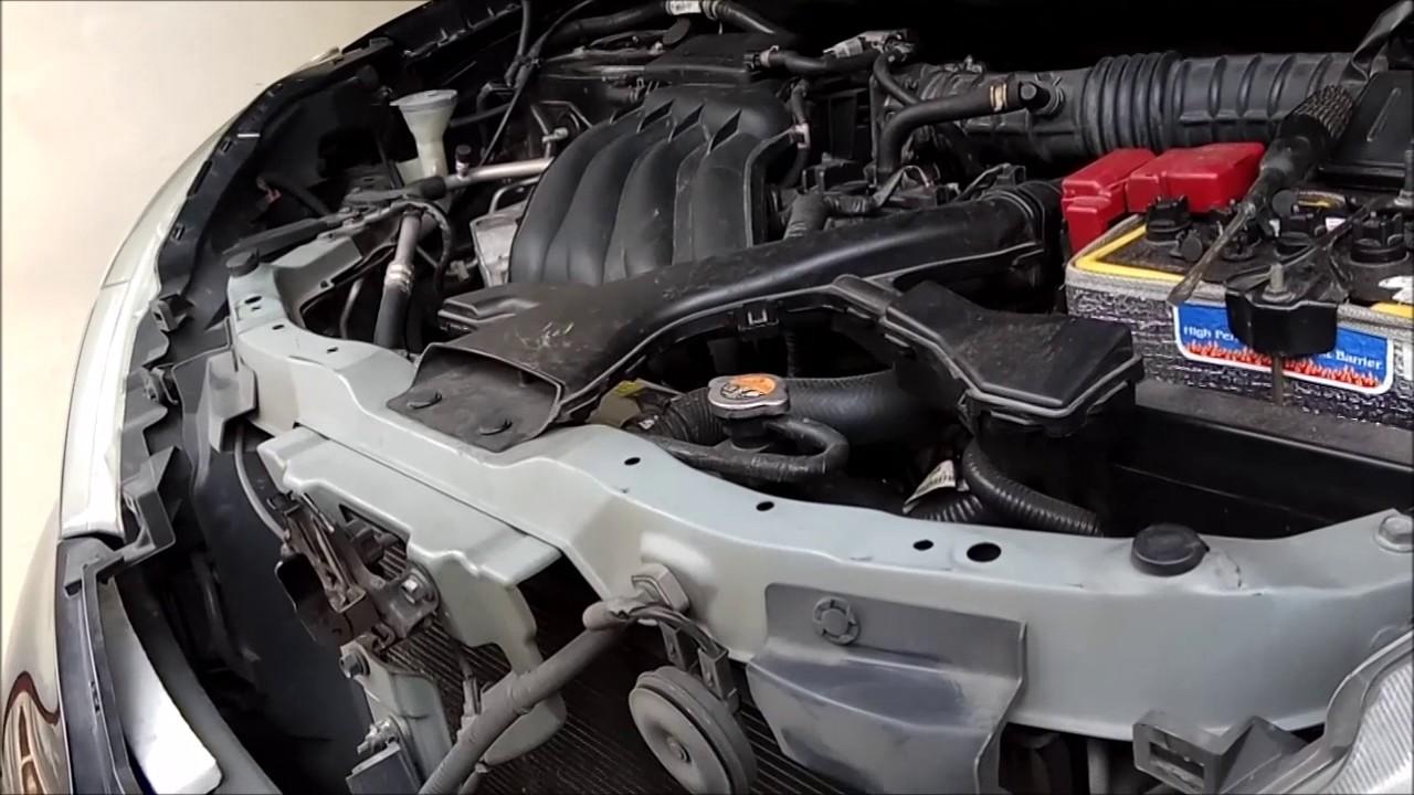 Membuka Melepas Bumper Bemper Nissan All New Grand Livina