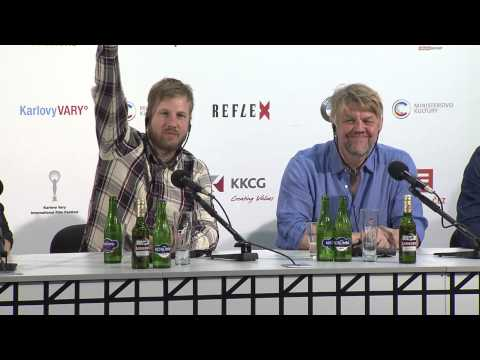 "Press conference: ""Paris of the North"""