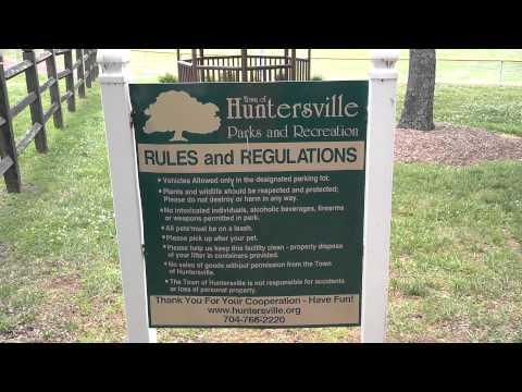 North Carolina: Guns In Public - Parks