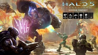 Halo 5 Guardians Warzone Firefight Sanctum Hannibal Scorpion 1080p60fps