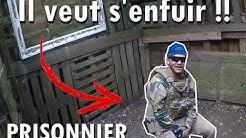 Le prisonnier s'échappe ! @jungle courcelles