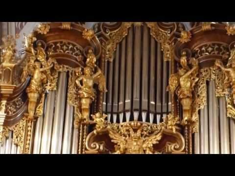 Die Weltgrößte Domorgel Im Stephans Dom Zu Passau Mit Konzert