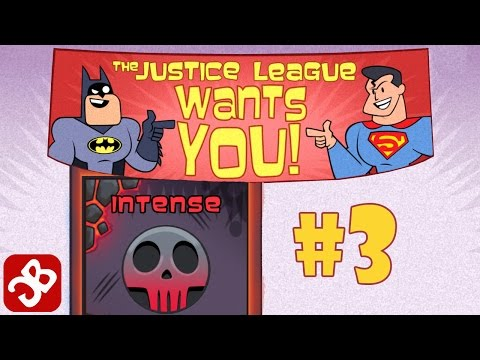 Teeny Titans Justice League - INTENSE CHALLENGE - iOS / Android - Gameplay Video Part 3