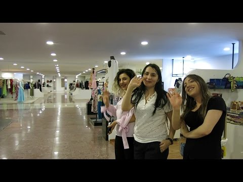 Yerevan, 14.05.17, Su, Video-2, (на рус.), В Торговом Центре