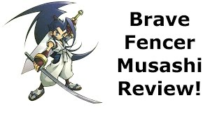 Brave Fencer Musashi (PS1) Review