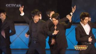 韓庚 HD 1080p  極罕有SJM全高清_HOT LIVE Super Junior M 迷 ME 【CCTV高清】