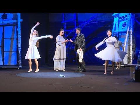 Мичуринским зрителям покажут премьеру спектакля «Блудный сын» по киноповести Василия Шукшина