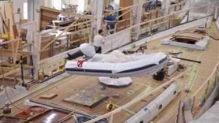 Lyman-Morse Boatbuilding interview with Drew Lyman