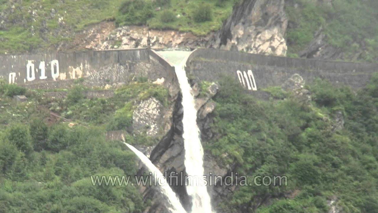 Hd wallpaper uttarakhand - Uttarakhand Dam Far Above Temple Did It Fall During Cloudburst