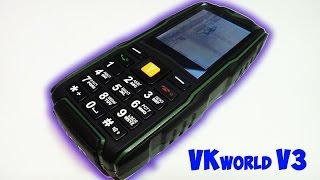 Мобильный телефон VKworld stone V3 IP67(Купил здесь: http://goo.gl/j3gYdA ➤ Скидки до 20% при заказах в Интернет магазинах: https://goo.gl/z5puK9 Знакомый попросил..., 2016-08-25T15:00:05.000Z)