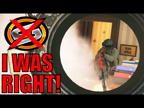 NEVER Listen To Serenity17! - Rainbow Six Siege Gameplay