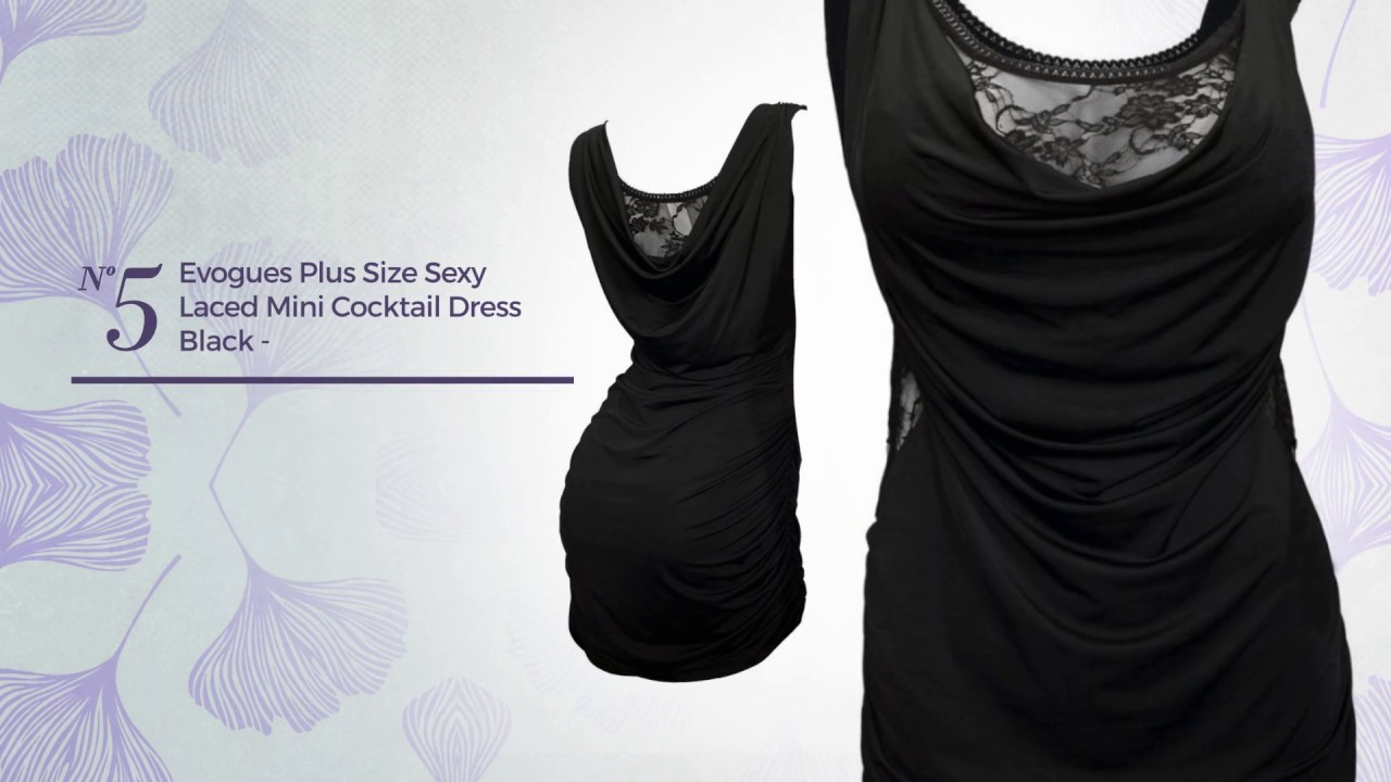 Flattering Plus Size Casual Dresses By Evogues Apparel Top