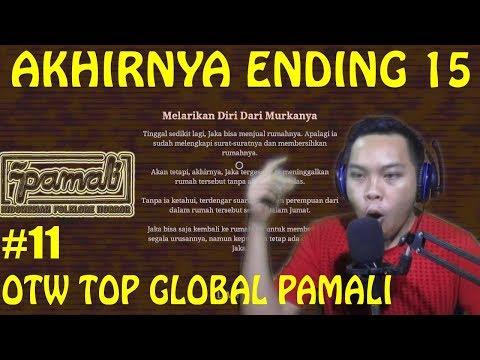 YESS DAPET ENDING 15 - PAMALI GAME HORROR INDONESIA PART #11