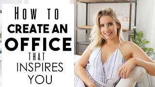 Small Space Interior Design | 7 Tricks To Design An Office That Inspires You
