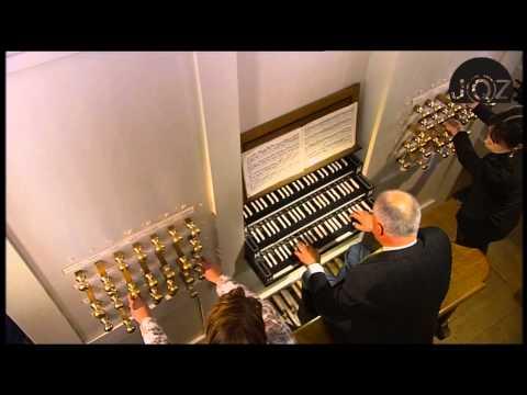 Passacaglia (BWV 582) - J.S. Bach   Jos van der Kooy