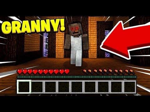 Granny Horror in Minecraft Pocket Edition thumbnail