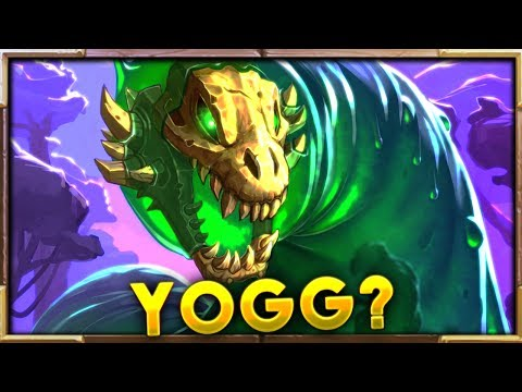 Best Un'Goro Yogg-Saron Moments! | Hearthstone