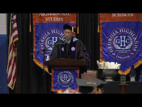 2021 Commencement - 6pm - Georgia Highlands College