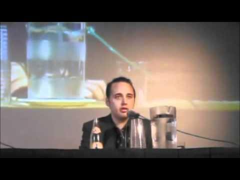 Adrian Lamo faces Assange Cult (uncensored) Part 1 of 5